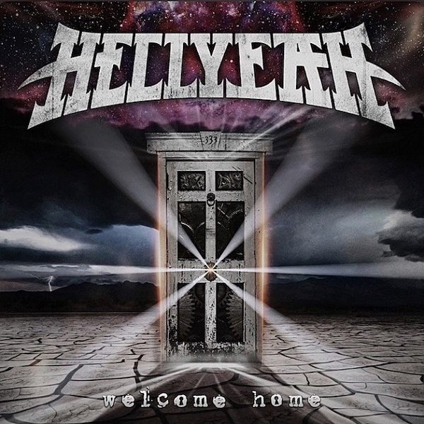 Hellyeah Welcome Home Cover Artwork