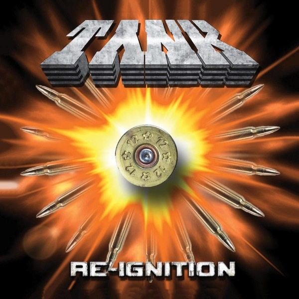 Tank - Re-Ignition Albumcover