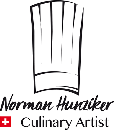 Norman Hunziker Culinary Artist Markenbotschafter DÜBÖR
