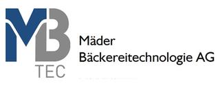 DÜBÖR Händler Schweiz Mäder Bäckereitechnologie AG