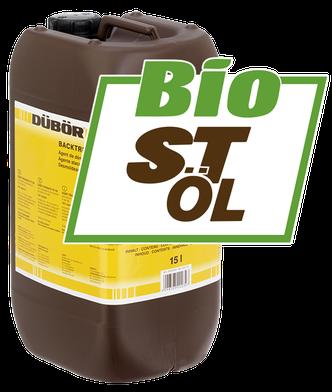 Backtrennmittel DÜBÖR Bio ST- Öl