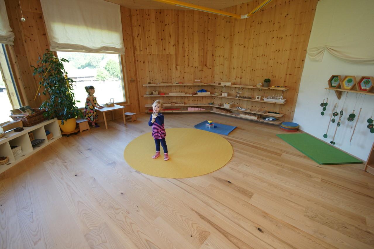 Montessoriraum