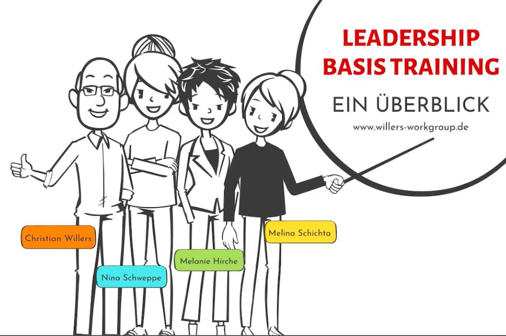 Leadership Basis Training im Online-Format