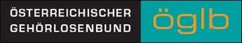 Bild: Logo Österreichischer Gehörlosenbund
