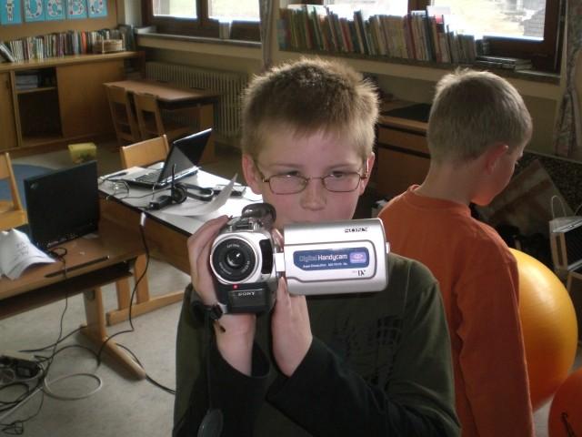 Die Kameraführung