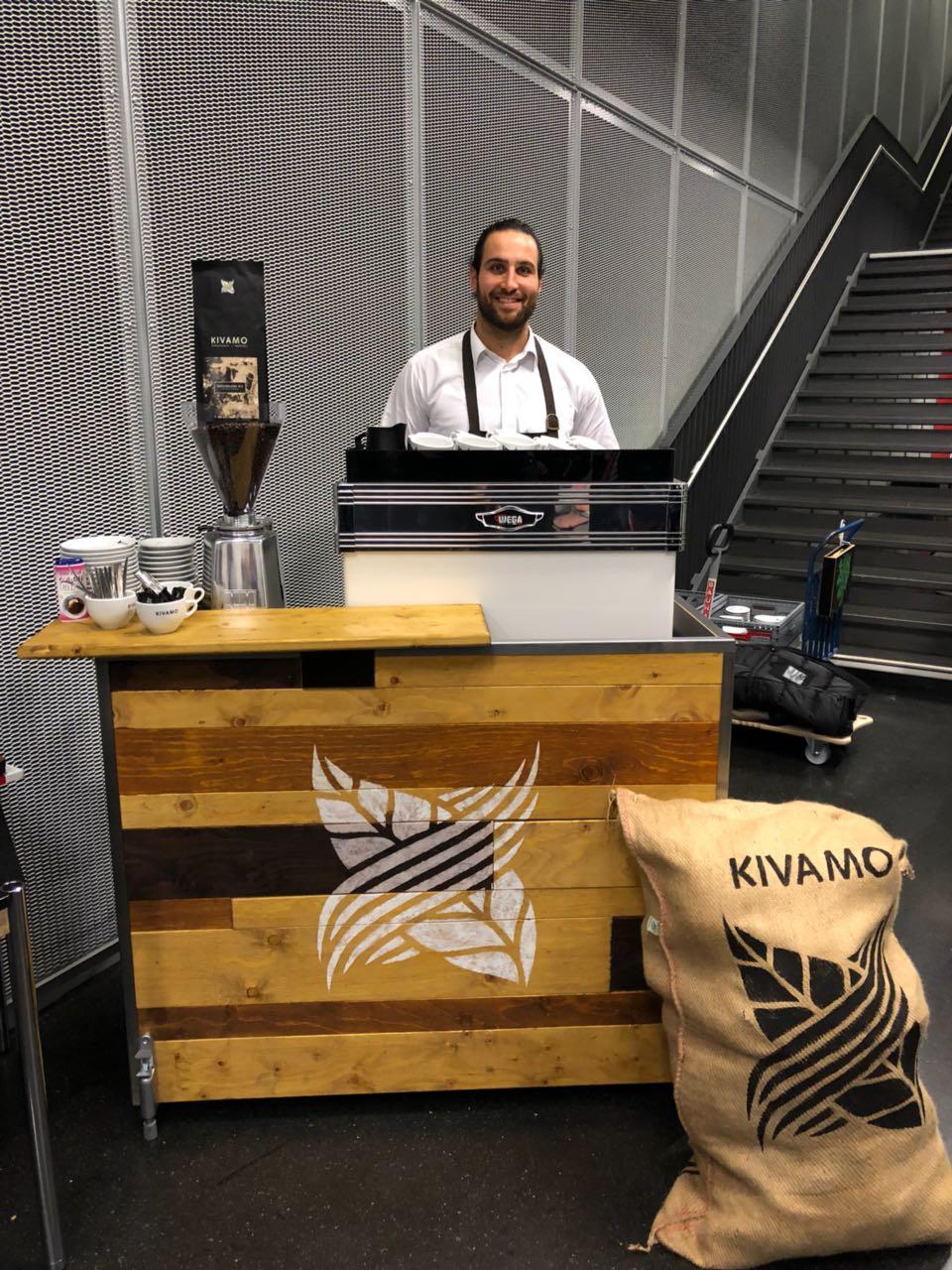 Kaffee Catering an der Bergischen Universität Wuppertal