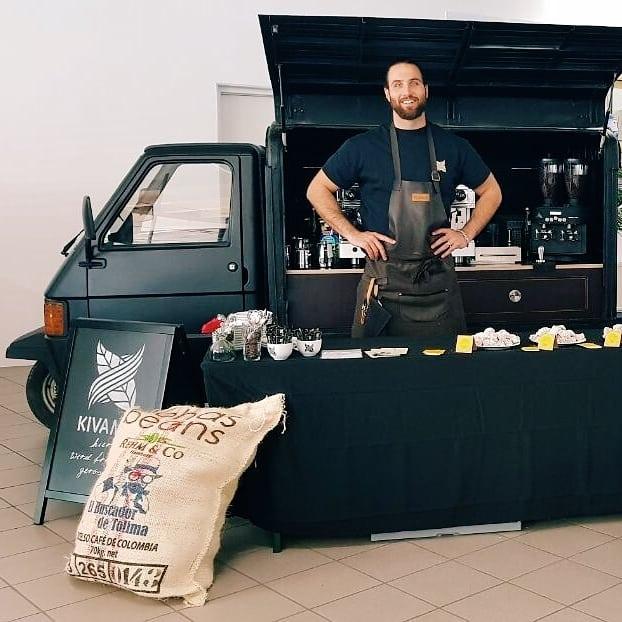 Kaffee-Catering für Mercedes Benz