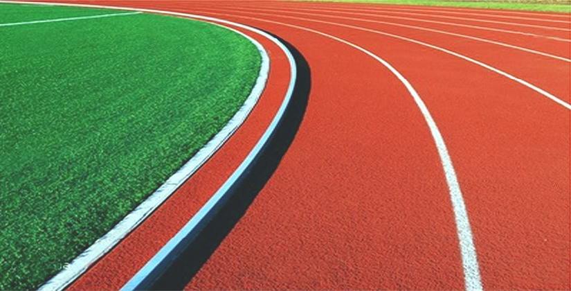 Laufbahn Sport und Fitness