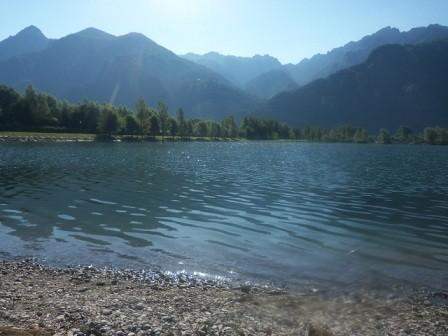 lago d'idro a Ponte Caffaro