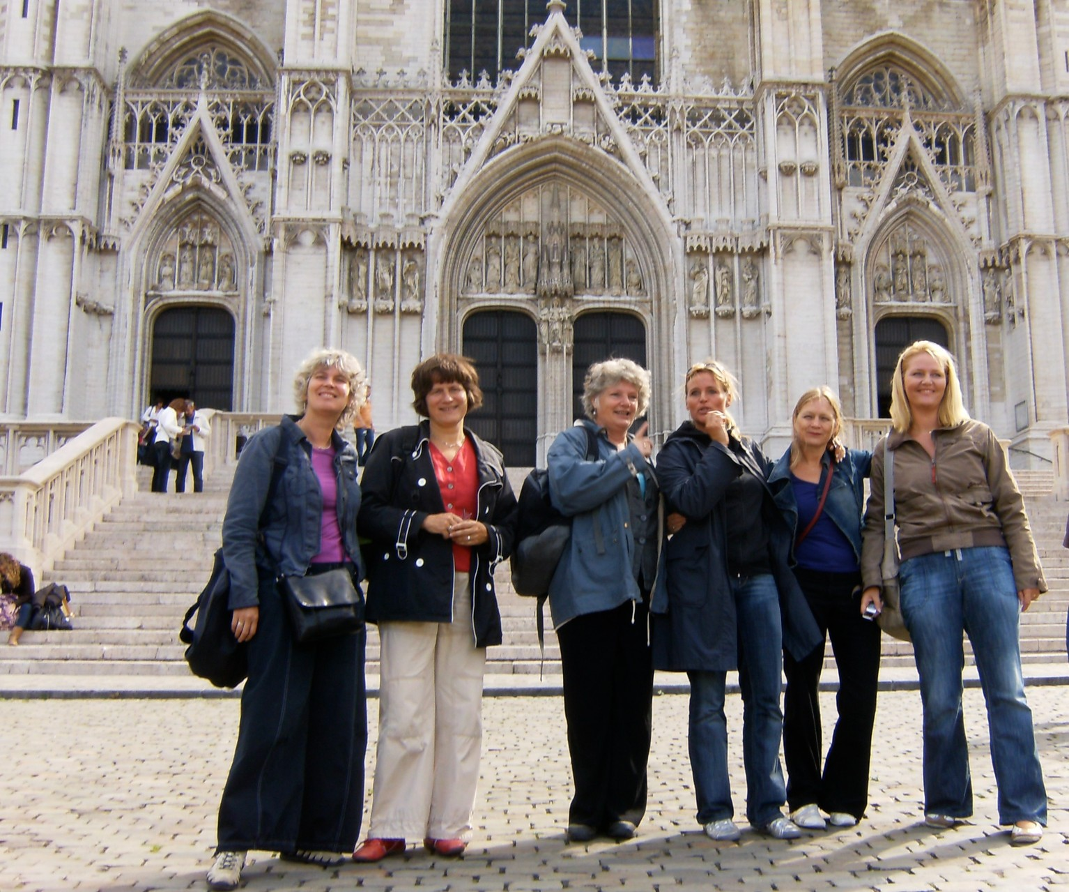 Optreden in de Kathedraal van Sint-Michiel en Sint-Goedele, Brussel, september 2008