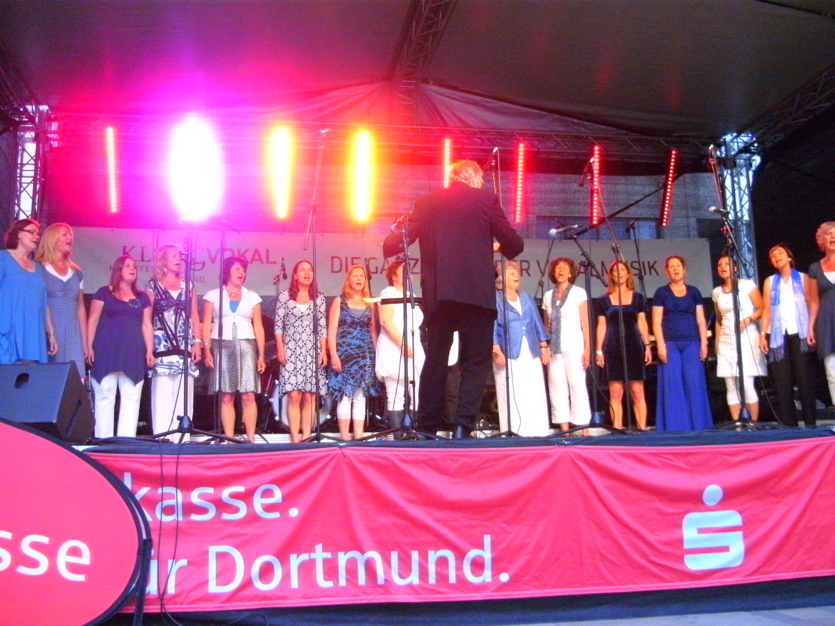 Klangvokal Musikfestival, Dortmund, juni 2010