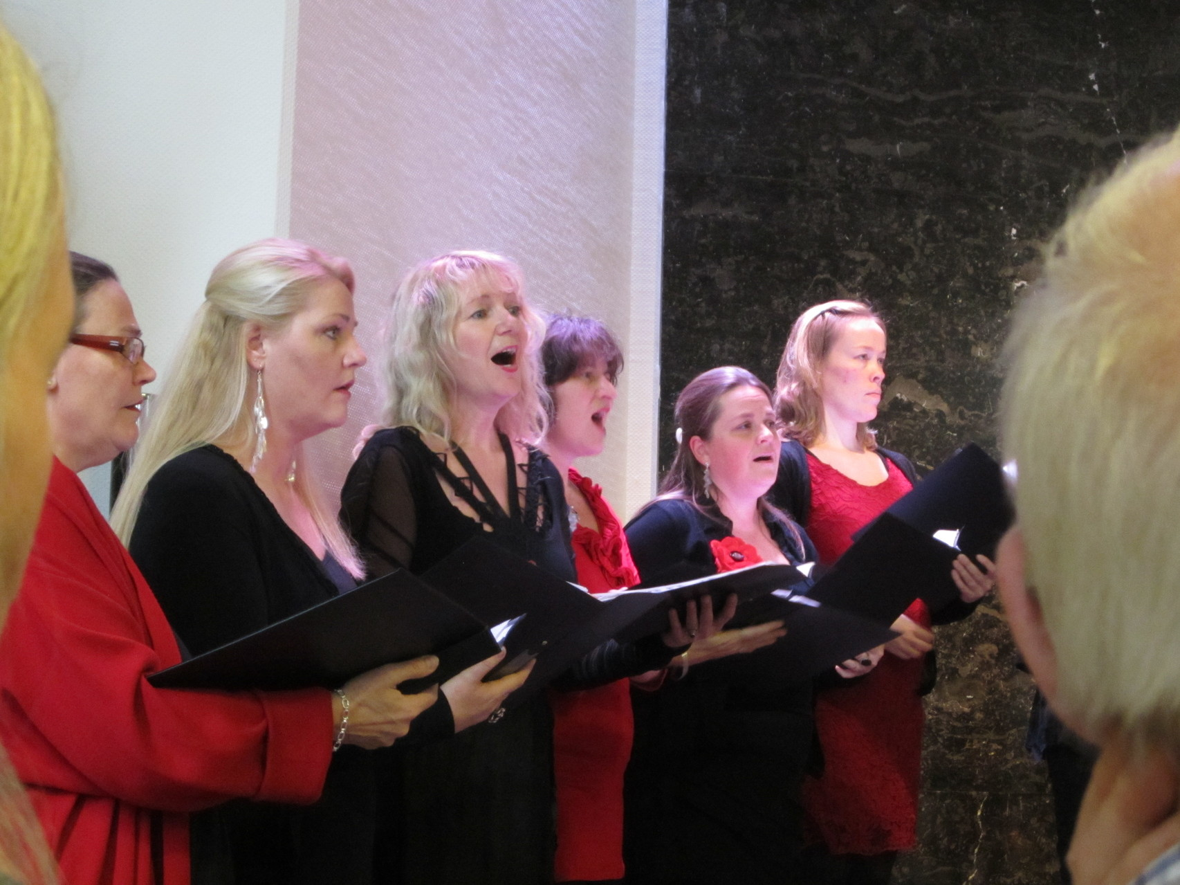 Kerstherdenkingsdienst Yarden Groningen, 23 december 2012