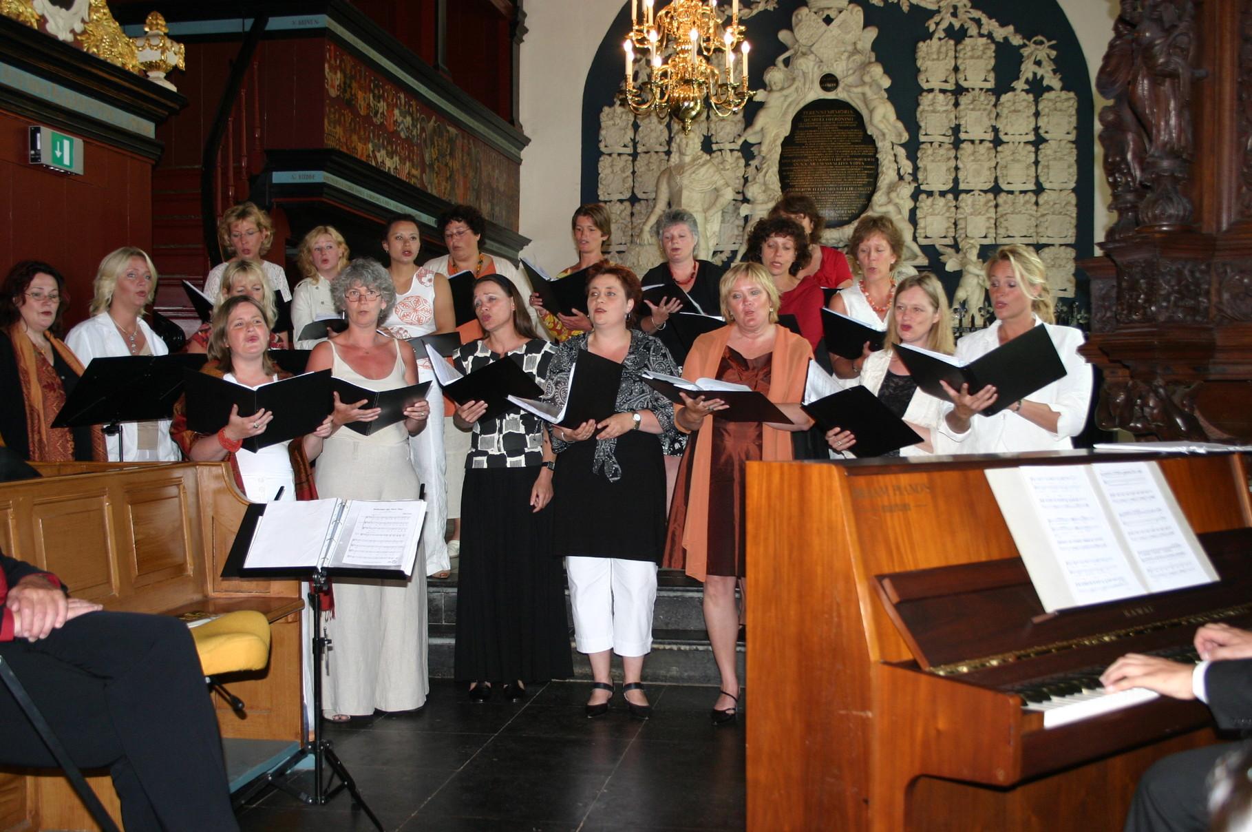 Van Schubert tot Shaffy, Midwolde, juni 2006