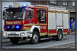 Symbolfoto Feuerwehr Gelsenkirchen