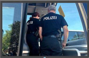 Foto: Pressestelle der Polizei