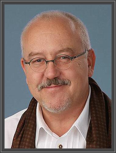 Udo Passennberg.  Vom MHG zur Verfügung gestellt