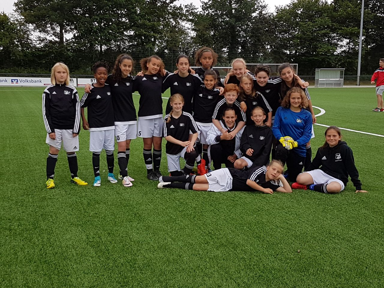 U12-Juniorinnen Internationales Turnier in Steinhagen