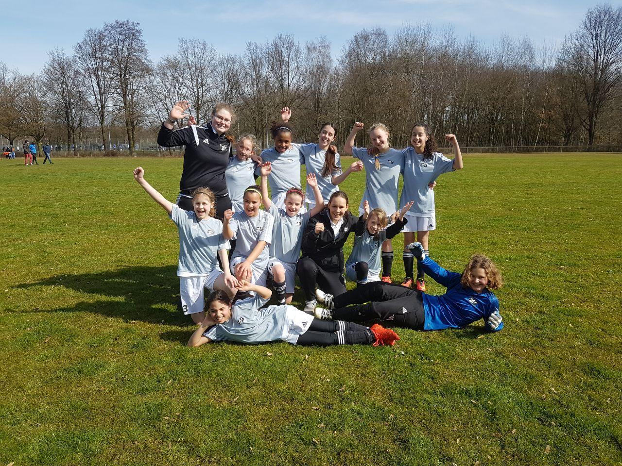 Viertelfinalsieg IKK Classic Pokal vs. Scala (2:0)