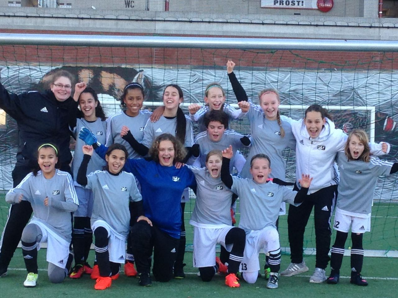 Achtelfinalsieg IKK Classic Pokal vs. St.Pauli (1:0)