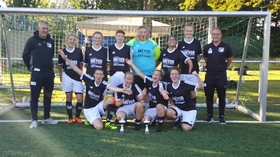 2. Frauen - Turnier bei Eintracht Braunschweig