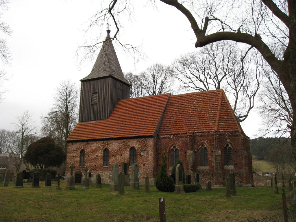 Pfarrkirche Groß Zicker