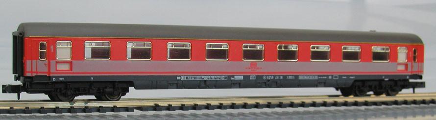 Fleischmann 838641 N POP Abteilwagen Schnellzug