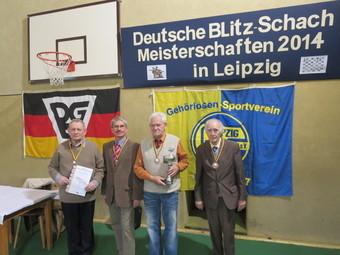 GSBV Halle/S. - Schachteam