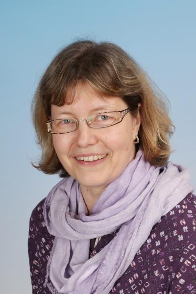 Angela Schneider - Klassenlehrerin der Zebraklasse