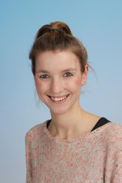 Linda Kanders - Fachlehrerin