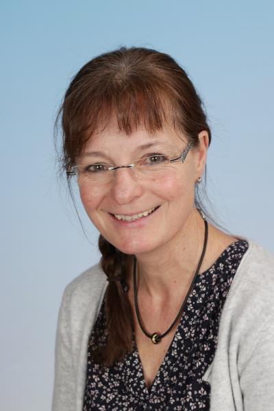 Birgit Michels - Fachlehrerin