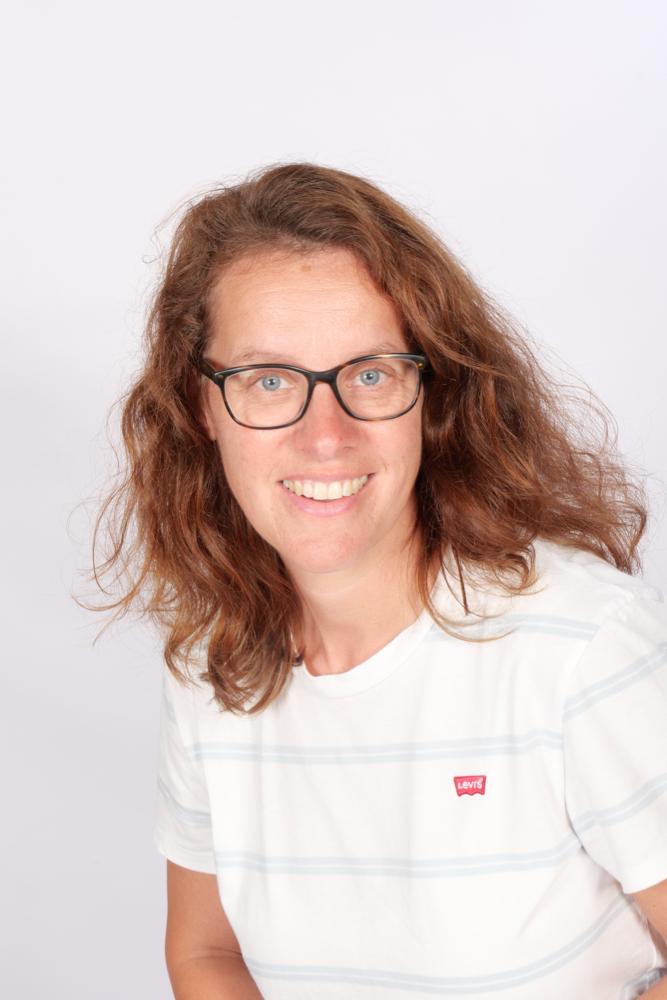 Simone Schmitz - Klassenlehrerin der Rabenklasse