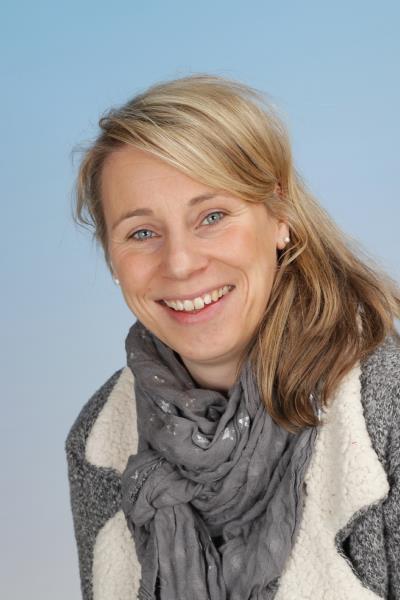 Nicole van Hees - Klassenlehrerin Klasse 1a