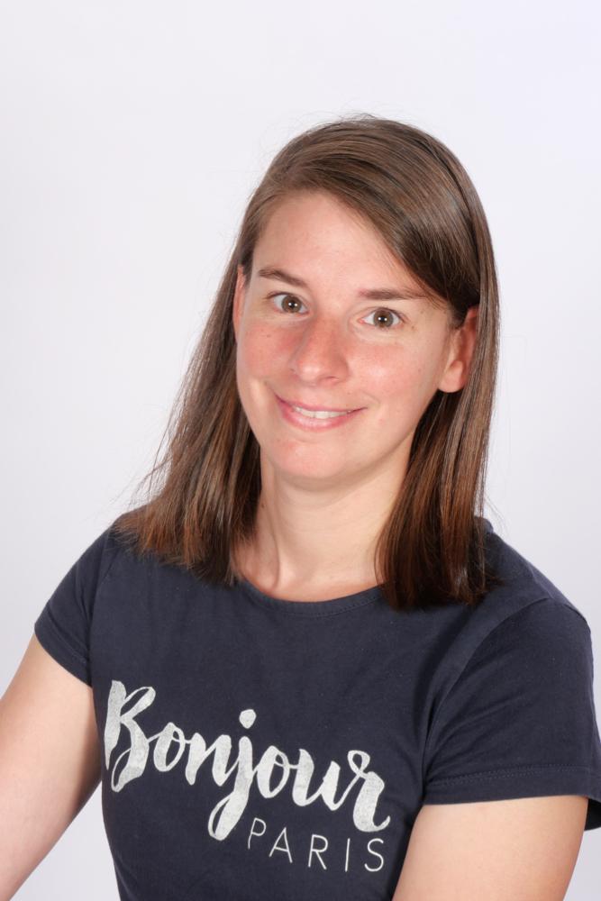 Inga Kühnen - Klassenlehrerin der Löwenklasse