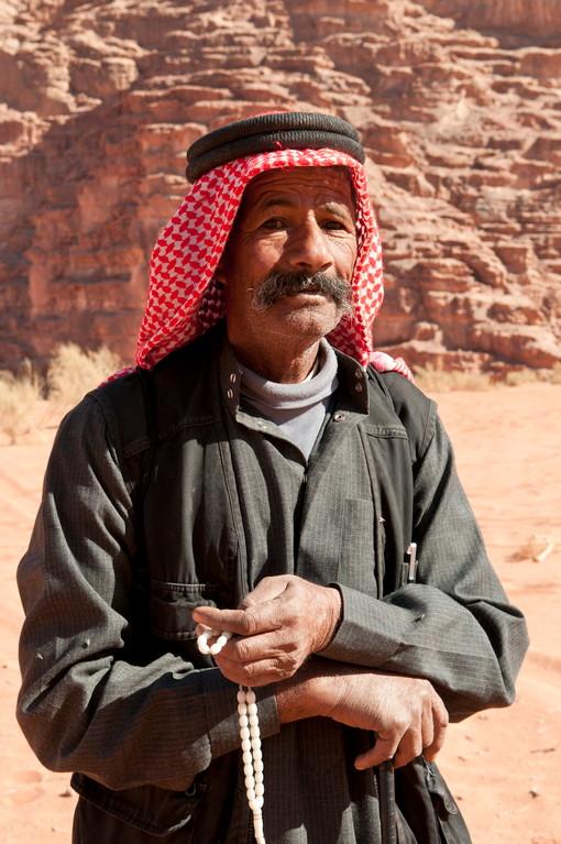 Abu Saba, Beduine Wadi Rum, Jordanien