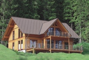 Flat pack home in the Black Forest
