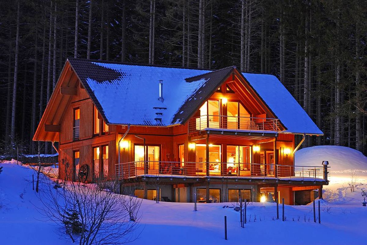 Blue Spruce 3 Bedrooms Stommel Haus Uk