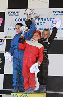 coupe de france minikart 2011