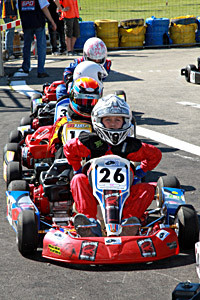 coupe de france minikart 2011