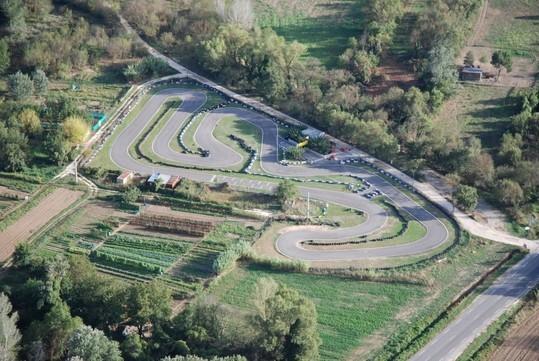 stage de pilotage karting