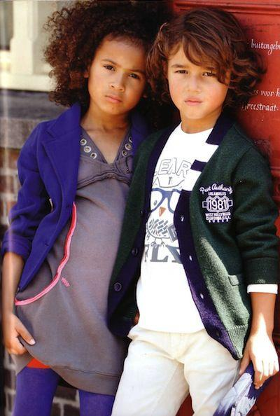 Commercial Styling voor Bambini Magazine