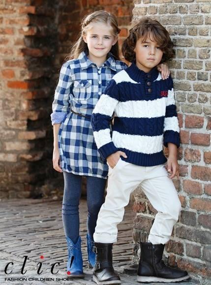 Ervaren fashionstylist voor kinderen