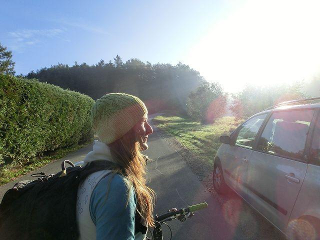 Enzi Trail Graz früh morgens