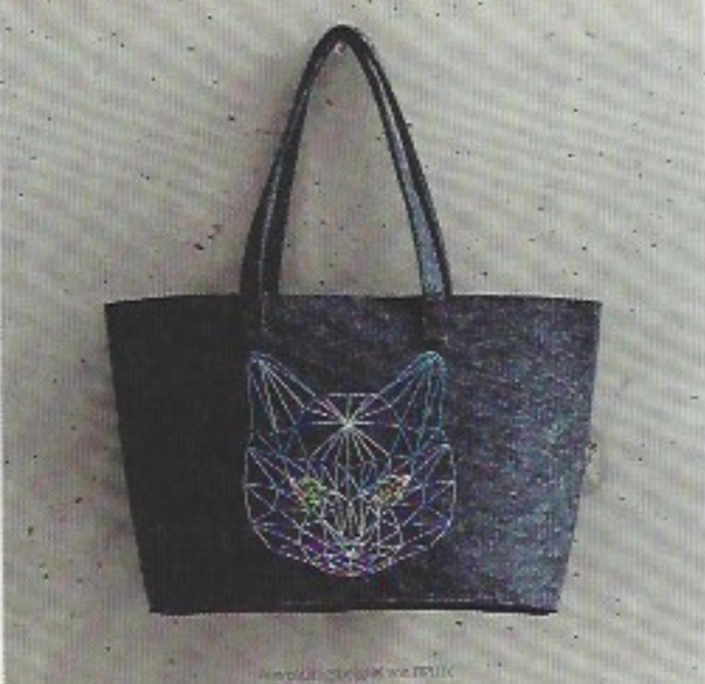Tasche bedruckt Beispiel Internet