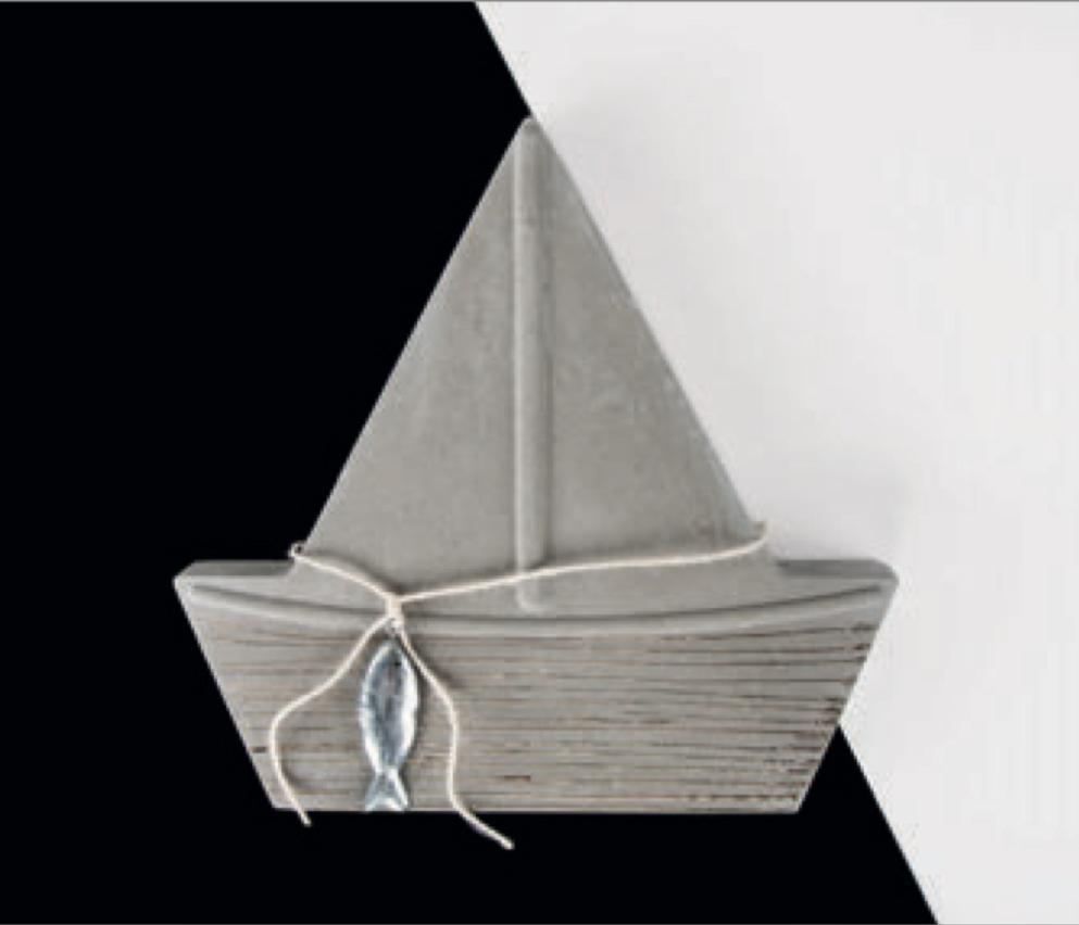 Beton-Schiff Beispiels-Bild Rayher