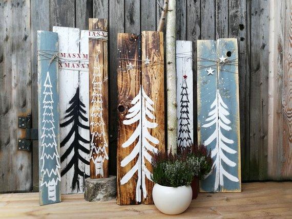 Holz-Deko Beispiel aus Internet