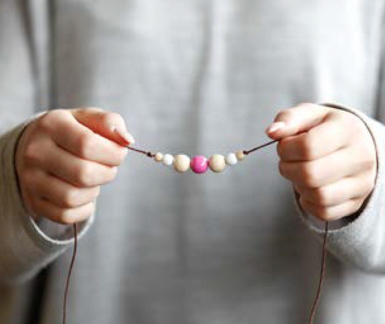 Halskette Beispiels-Bild Rayher