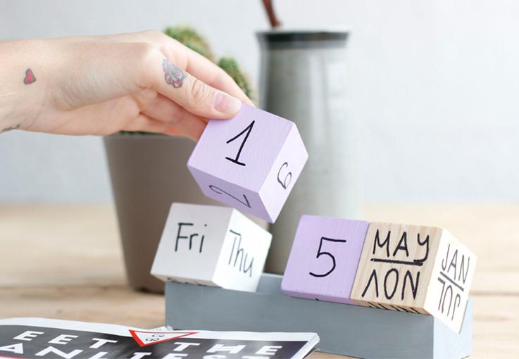 Kalender Beispiels-Bild Rayher