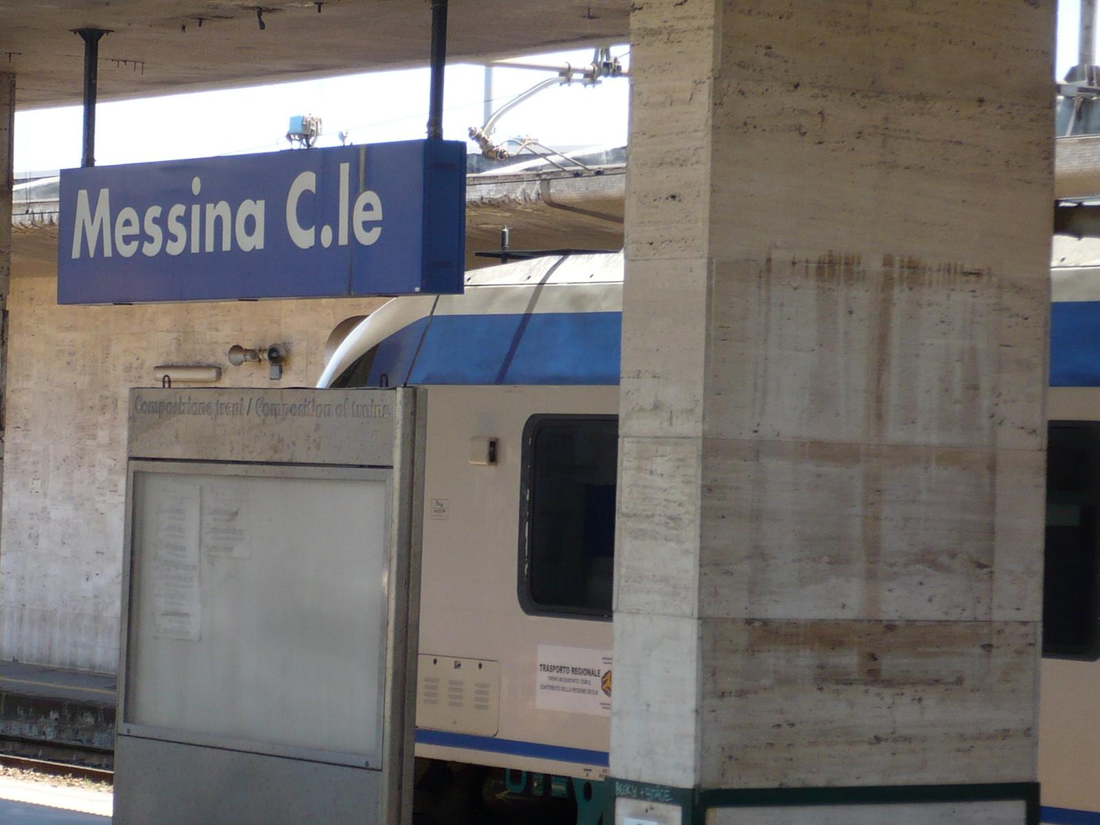 Startpunkt Messina!