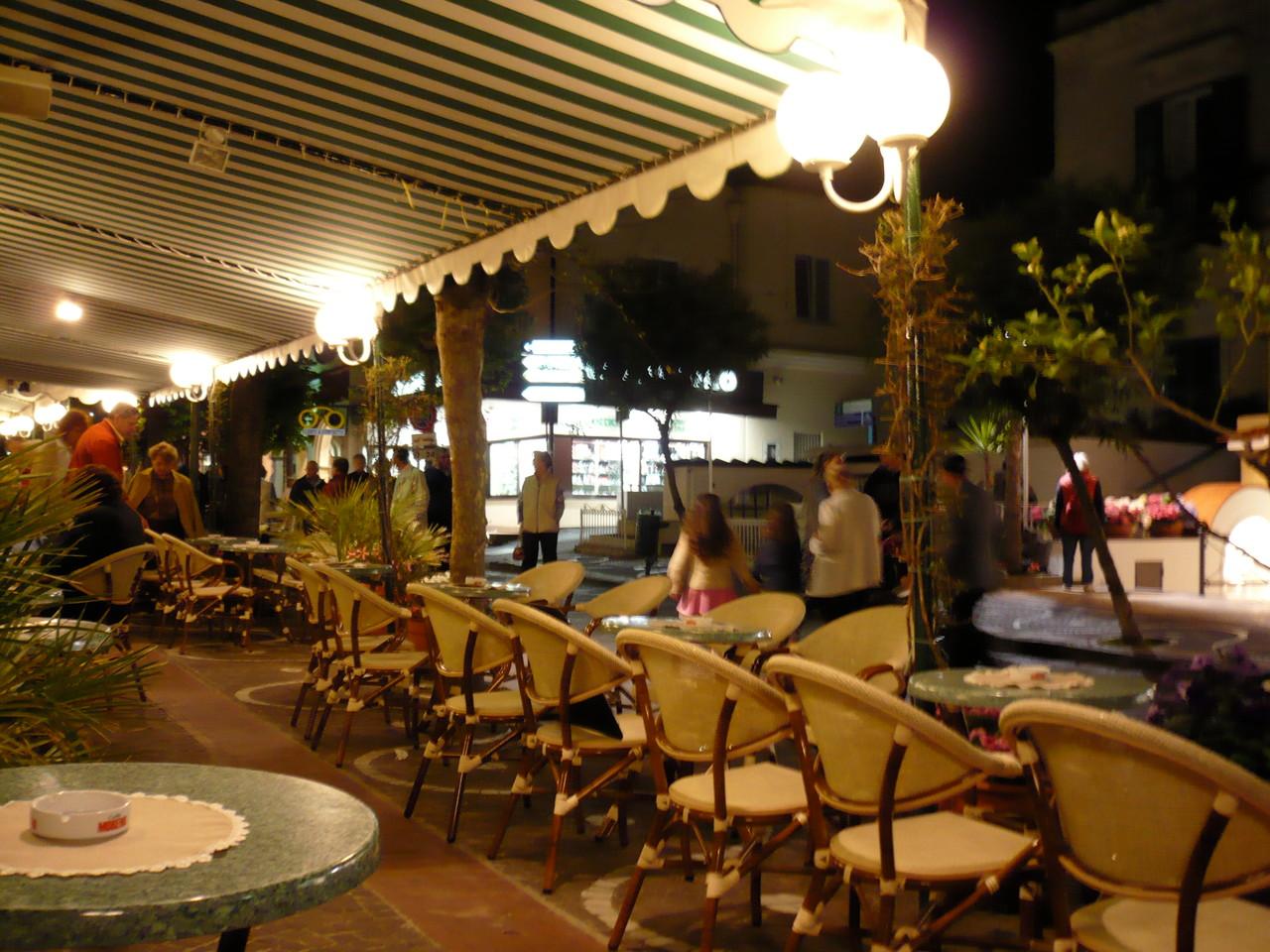 Am Abend in Ischia Porto