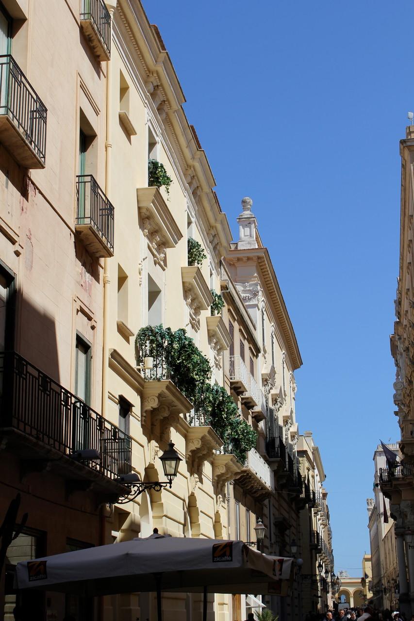 Wohnhaus in Palermo